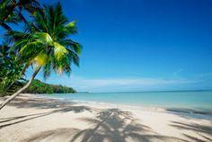Khao Lak, Thailand  Le Meridien Resort's Beach