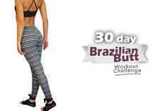 30 Day Brazilian Butt Workout Challenge