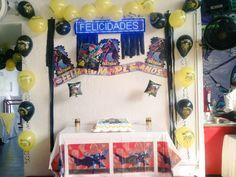 Ven y festeja tu cumpleaños aquí, en FestejaT