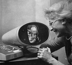Bell Picturephone 1964 - WAY before Skype.