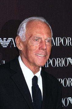 GiorgioArmani - Lijst van modeontwerpers - Wikipedia