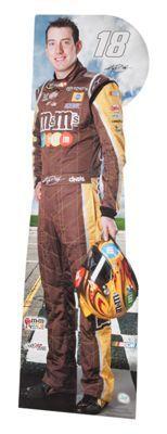 NASCAR Life-Size Standee - #18 Kyle Busch