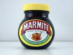 Marmite.  Gotta have it in the house, but I'm the only one who hates it.