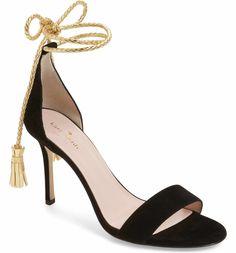 cd97f478518 Main Image - kate spade new york inez wraparound sandal (Women) Wraparound