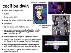 welcome to night vale cecil