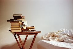 What Your #Book Pile Says About You | via #BookRiot