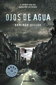 Ojos de agua de Domingo Villar.Signatura: CLUB 131 - 187 pag. - 25 ejemplares. Literatura española.