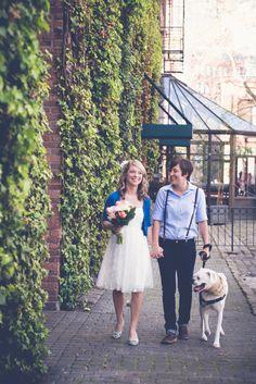 Seattle wedding, wedding photography, courthouse, wedding and bricks, courthouse wedding, lesbian wedding, same sex wedding, gay wedding