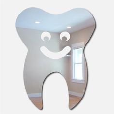 Happy Tooth Mirror