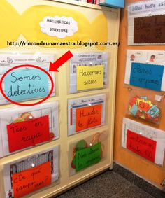 Rincón de una maestra: Matemáticas divertidas: El detective de números Math For Kids, Fun Math, Math Games, Preschool Activities, Bilingual Classroom, English Classroom, Classroom Organisation, Classroom Management, Learning Centers