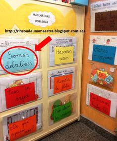 Rincón de una maestra: Matemáticas divertidas: El detective de números