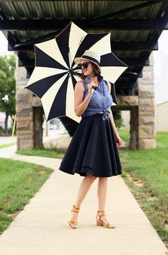 Rainy Day Style, Cute Umbrella, Summer Rain Outfit