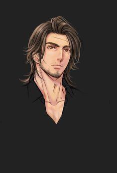 Media Tweets by 資材置場 (@shizaiokiba) | Twitter Guy Drawing, Manga Drawing, Drawing Hair, Fantasy Characters, Anime Characters, Character Concept, Character Art, Front Hair Styles, Hair Front