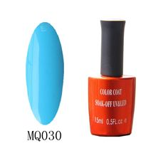 MYY new popular royal blue coat popular Soak-off UVandLED nail art polish -Q030 *** Click image to review more details.