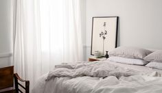 Luxury pure French linen, cotton and bamboo bedding delivered to you from I Love Linen.