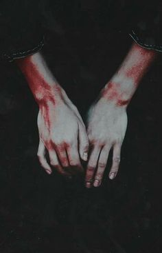 Selena | blood