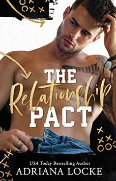 The Relationship Pact  by Adriana Locke is her latest new adult, contemporary romance release. Fans of fake relationship love stories will want to check out this book review to see if this romance novel is one worth reading. Read the full book review by popular romance book blogger, She Reads Romance Books.
