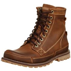 """Timberland Men's Earthkeepers 6"""" Lace-Up Boot Lace-Up Boot: Timberland: Shoes"""