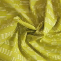 Etap In Queen Olive Cotton Fabric - Guthrie & Ghani