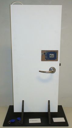 Arduino RFID Door Lock #arduino  ~~~ For more cool Arduino stuff check out http://arduinoprojecthacks.com