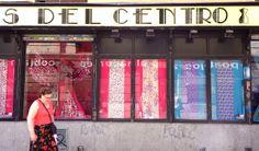 TEJIDOS DEL CENTRO Marqués Viudo de Pontejos, 1  28012 Madrid Es la tienda original que surte de restos de los restos a la tienda de la C/ Esparteros 13.  Aquí tienen  telas más lujosas,  además de telas para el hogar y retales.  Precios muy competitivos.y no cortan lo justo