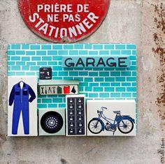 """Zoé de Las Cases """" le Garage """""""