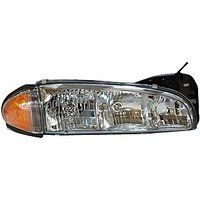 Cheap TYC 20-5415-09 Pontiac Bonneville Passenger Side Headlight Assembly sale