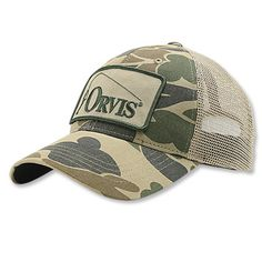 Fishing Ball Caps   Retro Orvis Ballcaps 4dd9e5669b