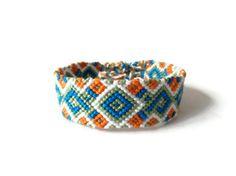 """friendship bracelet """"fish"""" by Kreativprodukte, €9.40"""
