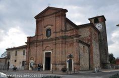 Borriana, Chiesa di San Sulpizio #ExploreBorriana http://www.viaggiaescopri.it/borriana-semplicita-e-natura/