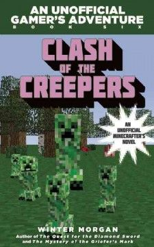 J SERIES GAMER'S ADVENTURE. Steve and his friends embark on a journey to find the legendary Mine Mountain, but the closer they get to the famed mine, the more creepers attack them, and Steve wonders if they are trying to hide something.
