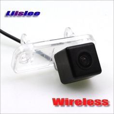 For Mercedes Benz C320 C350 C32 C55 Wireless Rear Camera / Back Up Parking Camera / HD Night Vision / Plug & Play