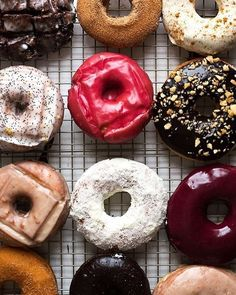 Five places to get your donut fix.