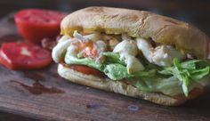 Lobster BLT Recipe on Yummly. @yummly #recipe