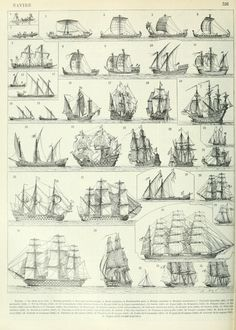 Old Ships Antique Print 1897 Vintage Lithograph by Craftissimo, Old Sh. - Old Ships Antique Print 1897 Vintage Lithograph by Craftissimo, Old Ships Antique Print 1 - Old Sailing Ships, Ship Drawing, Ship Art, Model Ships, Antique Prints, Vintage Posters, Pirates, Antiques, Boat Plans