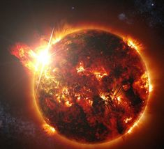 Possibilities of Life on planets around red dwarf stars