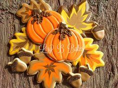 Autumn Cookie Set