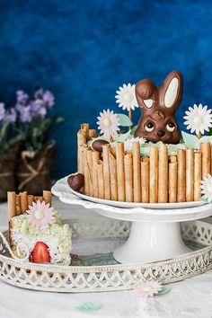 Kanela y Limón: Mon gâteau de Pâques