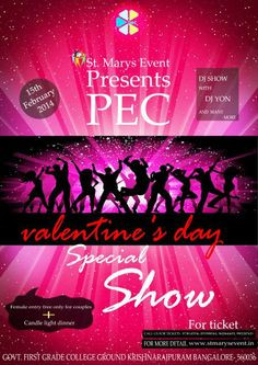 valentine day events pune