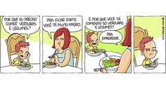 Satirinhas - Quadrinhos, tirinhas, curiosidades e muito mais! - Part 101
