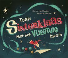 Toen Sinterklaas met het vliegtuig kwam. De Rekenpiet en de Alles-moet-anders-Piet willen tijd en geld besparen. Kan Sinterklaas niet beter met het vliegtuig naar Nederland gaan in plaats van met de stoomboot?