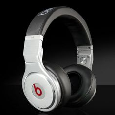 Beats By Dr.Dre Pro On-Ear High-Performance Headphones From Monster - Black
