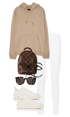 """""""Untitled #5106"""" by theeuropeancloset on Polyvore featuring Joseph, Helmut Lang, Louis Vuitton and Monki"""