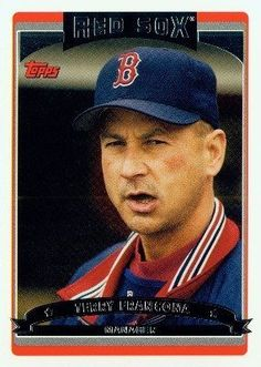 2006 Topps Baseball Card # 595 Terry Francona Boston Red Sox by Topps. $1.73. 2006 Topps Baseball Card # 595 Terry Francona Boston Red Sox