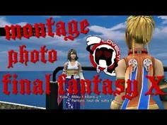 Final Fantasy X (montage photo)