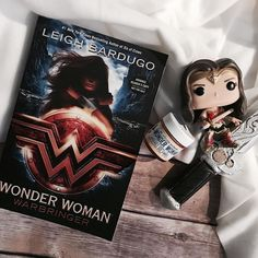 """She will become one of the world's greatest heroes: Wonder Woman. But first she is Diana Princess of the Amazons."" -- Ob-freaking-sessed! If you are clamoring for more Wonder Woman you need to check Warbringer out. Just a note: it is not a novelization o"