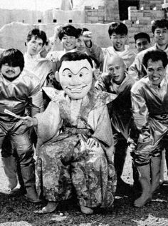 Takeshi's castle original cast Takeshi's Castle, Ghost In The Machine, Let's Pretend, Originals Cast, Charming Man, Time Warp, Great Memories, Film Director, Kung Fu