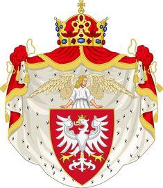 CoA Kingdom of Poland (Rum) by TiltschMaster on DeviantArt
