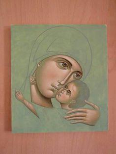 Byzantine Icons, Byzantine Art, Religious Icons, Religious Art, Jesus Painting, Painting & Drawing, Religious Paintings, Best Icons, Learn Art