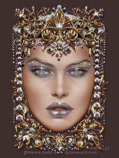April Diamond by Maxine Gadd